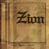 Play & Download Zion by Ouachita Baptist University Wind Ensemble | Napster