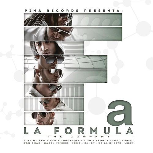 Play & Download La Fórmula by Various Artists | Napster