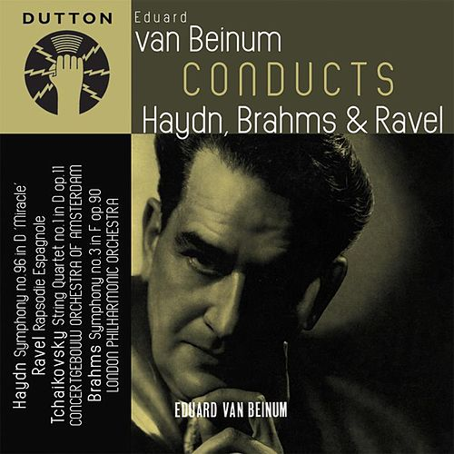 Play & Download Eduard van Beinum Conducts Haydn, Brahms & Ravel by Various Artists | Napster