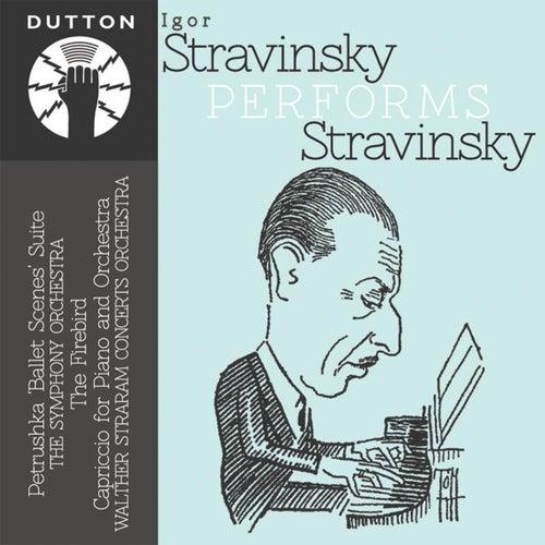Igor Stavinsky Performs Stravinsky by Various Artists