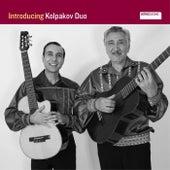 Introducing Kolpakov Duo by Kolpakov Duo