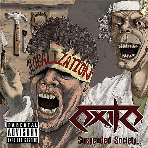 Suspended Society ... Mutilated Variety by Exile