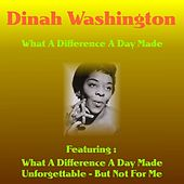 What a Difference a Day Made von Dinah Washington