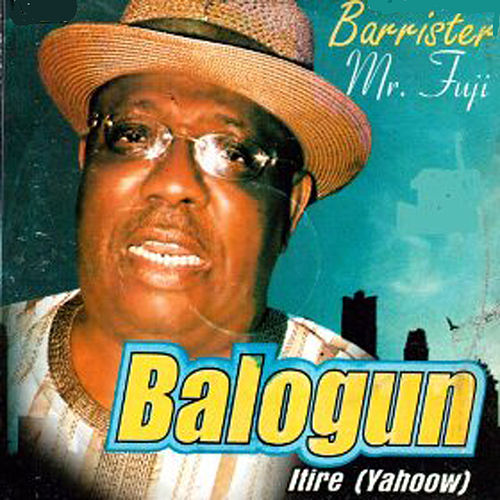 Play & Download Balogun by Dr. Sikiru Ayinde Barrister | Napster