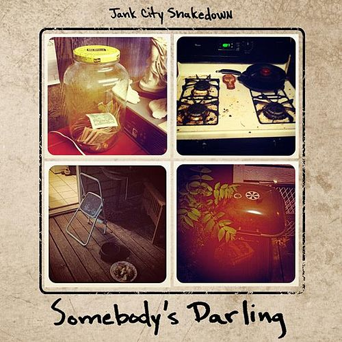 Play & Download Jank City Shakedown by Somebody's Darling | Napster