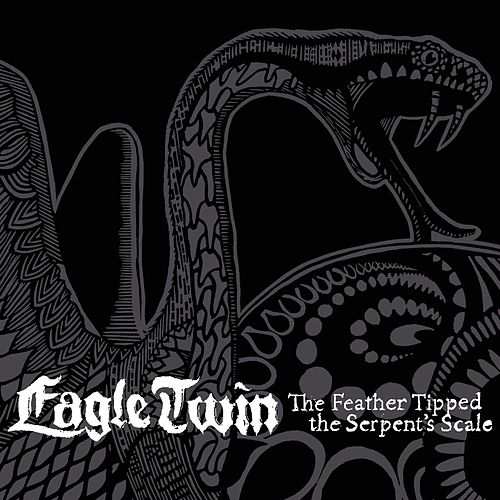 The Feather Tipped The Serpent's Scale by Eagle Twin