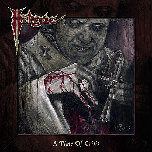 Play & Download A Time of Crisis by The Heretic | Napster