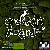 Play & Download Croakin' Lizard Riddim by Various Artists | Napster