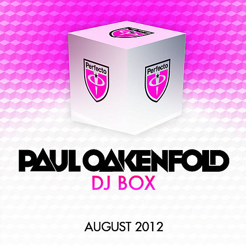 Play & Download DJ Box - August 2012 by Various Artists | Napster