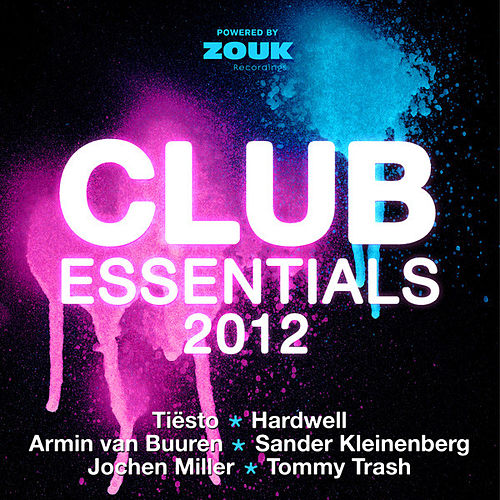 Club Essentials 2012 (Unmixed Edits) by Various Artists