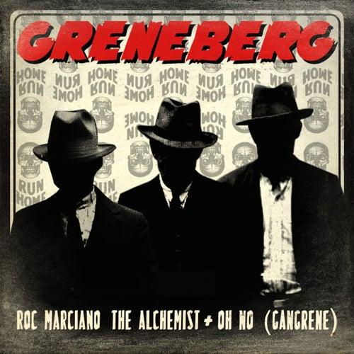 Greneberg EP by Greneberg