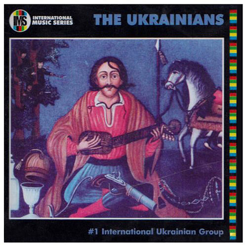 The Ukrainians - No. 1 International Ukrainian Group by The Ukrainians