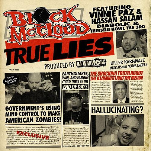 Play & Download The True Lies EP by Block McCloud | Napster