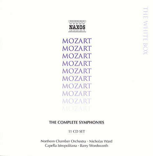 The Complete Symphonies by Wolfgang Amadeus Mozart