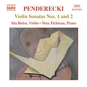 Play & Download Violin Sonatas nos. 1 and 2 by Krzysztof Penderecki | Napster