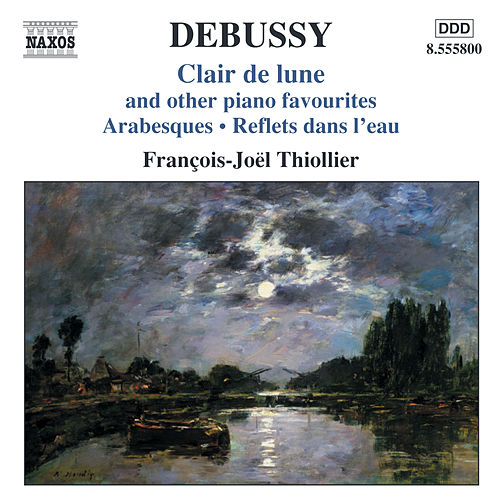 Play & Download Clair de lune by Claude Debussy | Napster