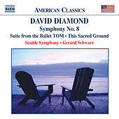 Play & Download Symphony No. 8 by David Diamond | Napster