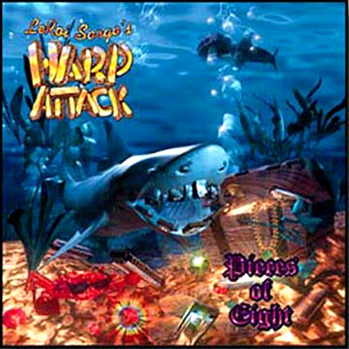 Play & Download Pieces Of Eight by Leroy Sorgo's Harp Attack | Napster