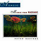 Play & Download Adagio-Music For Massage by Peter Davison | Napster
