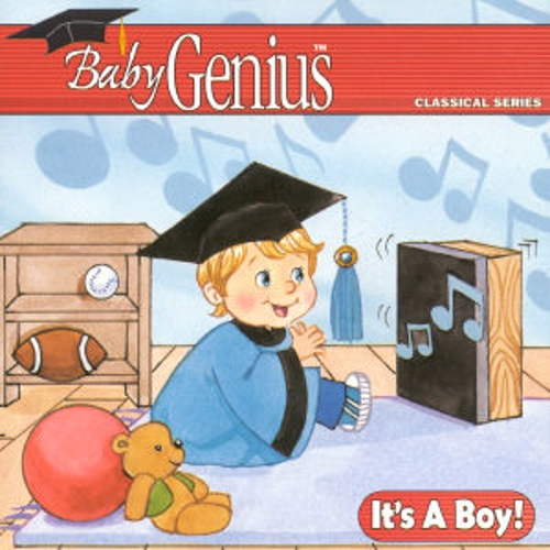 It's A Boy! by Baby Genius