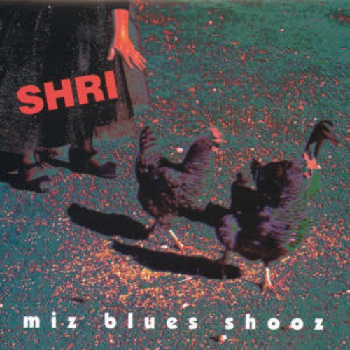 Miz Blues Shooz by Shri (Blues)