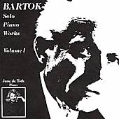 Solo Piano Works, Volume I by Various Artists