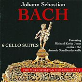 Bach: 6 Cello Suites by Michael Kevin Jones