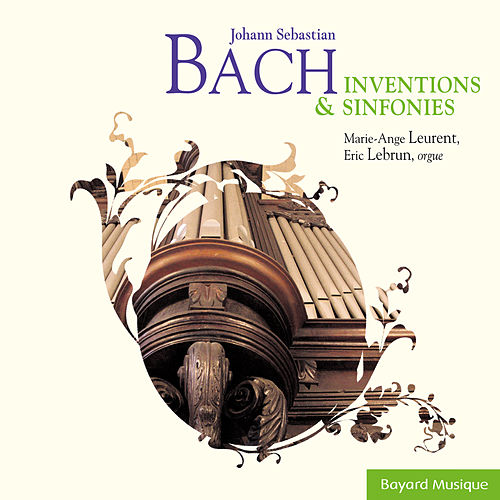 Bach: Inventions & sinfonies by Various Artists