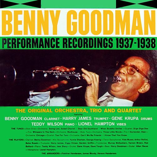 The Benny Goodman Treasure Chest by Benny Goodman