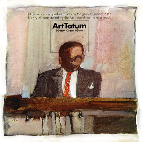 Play & Download Piano Starts Here by Art Tatum | Napster