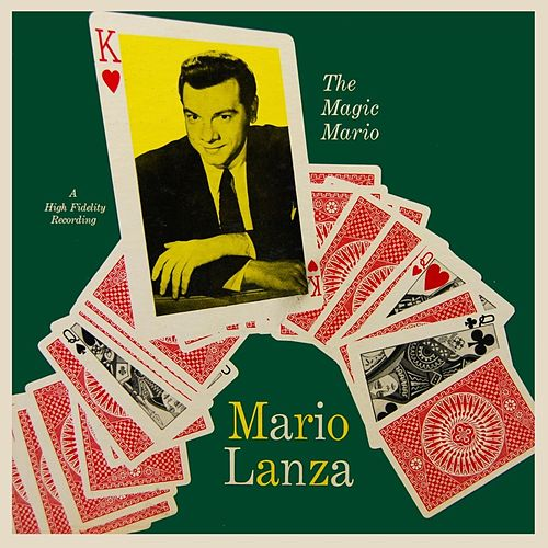 Play & Download The Magic Mario by Mario Lanza | Napster