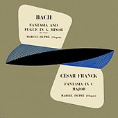 Bach Fantasia & Fugue In G Minor by Marcel Dupre