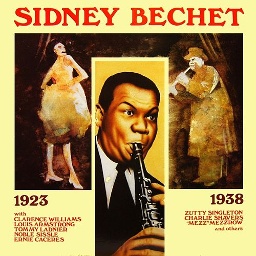 Giants Of Jazz by Sidney Bechet