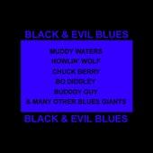 Black & Evil Blues von Various Artists
