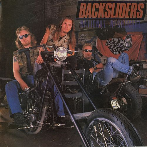 Play & Download National Nightmare by The Backsliders | Napster