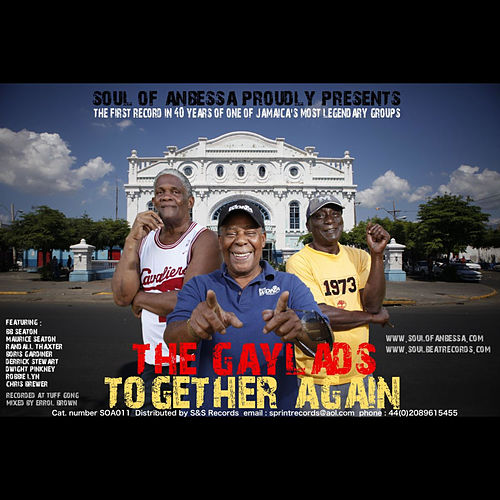 Play & Download Together Again by The Gaylads | Napster
