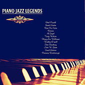 Piano Jazz Legends by Various Artists