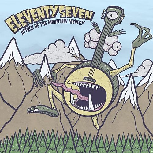 Play & Download Attack of the Mountain Medley by Eleventyseven | Napster