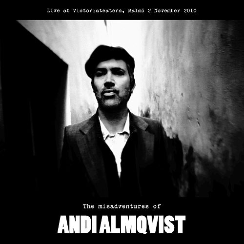 The Misadventures of Andi Almqvist by Andi Almqvist