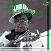 The Blues Biography by Lightnin' Hopkins