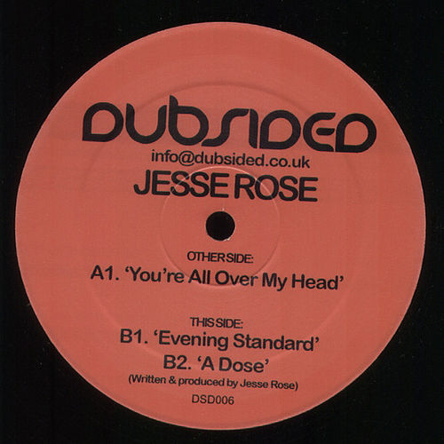 You're All Over My Head by Jesse Rose