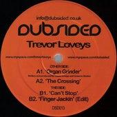 Organ Grinder by Trevor Loveys