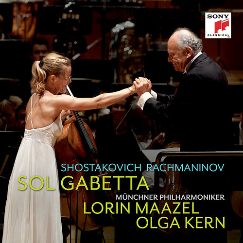 Shostakovich Cello Concerto No. 1 / Rachmaninov Sonata for Cello and Piano op. 19 von Sol Gabetta
