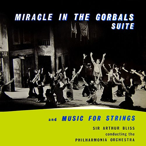 Miracle In The Gorbals Suite by Philharmonia Orchestra