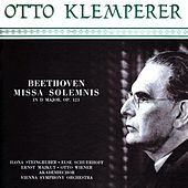 Play & Download Beethoven's Missa Solemnis by Vienna Symphony Orchestra | Napster