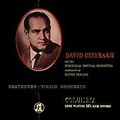 Play & Download Beethoven Violin Concerto by David Oistrakh | Napster
