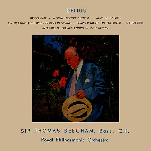 Delius by Royal Philharmonic Orchestra