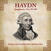 Haydn Symphonies Nos 93-104 by Royal Philharmonic Orchestra