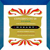 Concerto No. 20 In D Minor by Rudolf Serkin