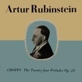 Chopin - The Twenty-Four Preludes, Op.28 by Artur Rubinstein